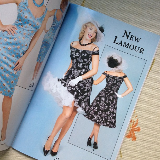 Bettie Page Clothing SS13 Catalog Pg 21