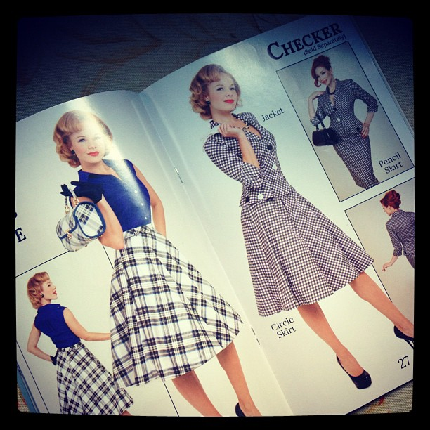Bettie Page Clothing SS13 Catalog Pg 26-31