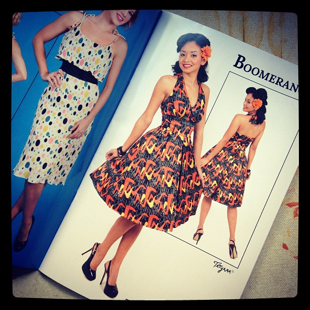 Bettie Page Clothing SS13 Catalog Pg 5
