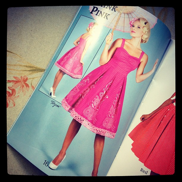 Bettie Page Clothing SS13 Catalog Pg 16